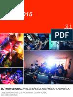 DJLAB Curso DJ Profesional 2015
