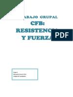 Cfb Resistencia y Fuerza