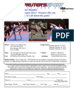 Winter Sparring League Two