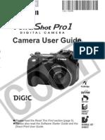 Still Canon Pro1