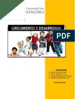 Informe- Del Niño Final Krissssssssssssssssss