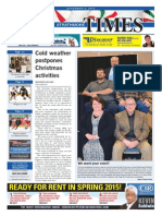 December 5, 2014 Strathmore Times