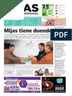 Mijas Semanal nº612 Del 5 al 11 de diciembre de 2014