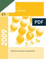 Ks3 English 2009 Marking Scheme