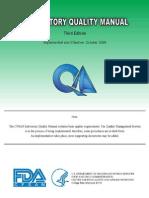 Laboratory Quality Manual UCM216952