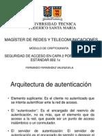 Trabajo 802.1x Fernando Fernandez V