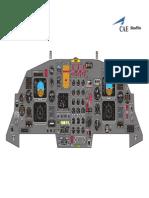 Falcon 50 EFIS