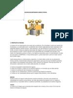 Reglas y Tecnicas de Planeacion