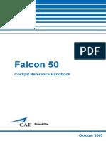 Falcon 50 Checklist