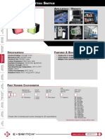 LP6 series pushbutton datasheet