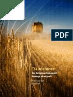 The Data Harvest