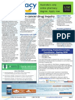 Pharmacy Daily for Fri 05 Dec 2014 - New cancer drug inquiry, Interim authorisation for Code, Pharmacists rush CAPP, Guardian back on top, and much more