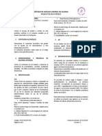 Protocolo Análisis Valeriana Solución Oral