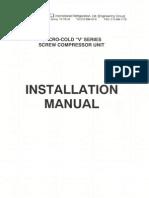 01-1 v-Series Installation Instructions