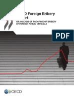 Estudio sobre corrupción de la OCDE