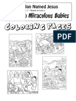 MWS_L1_Coloring Pages_A Man Named Jesus_Two Miraculous Babies