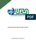 Monografia Completa na norma da UFLA
