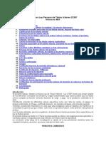 Ley de Los Titulos Valores - Peru