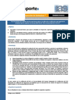 Especialización en Inspección de Soldadura - 2014 - CR
