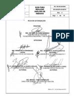 DG SASIPA SI 02741 REV3 Guia Para Realizar Analisis de Riesgos