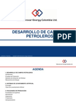 9. Desarrollo de Campos Petroleros