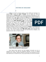 leccion 1.4 Historia de Linux