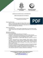 Programa de Italiano