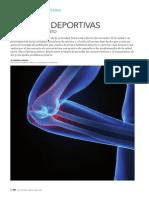 Lesiones Deportivas. Clínica y Tratamiento