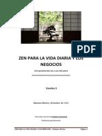 Mariano Merino-zen Para La Vida Diaria y Los Negocios