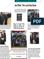 ATS Tanzania Graduation