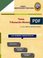 Tributación  Municipal Arequipa-Peru