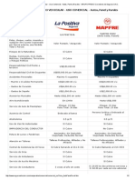 Comparativo Seguro Vehicular - Uso Comercial - Autos, Panel y Rurales