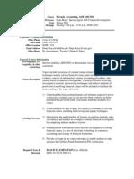 UT Dallas Syllabus for aim6383.501.10s taught by Dana Bracy (dxb016100)