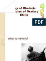 historyofrhetoricandprinciplesoforatoryskills-121204072315-phpapp01