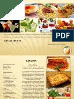 special recipes