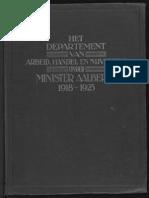 Minister Aalberse