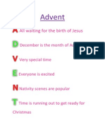 Advent Poem