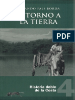Historia Doble de La Costa Tomo 4 - Orlando Fals-Borda