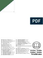 Motosserra Manual