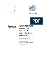 Building Natural Capital How can REDD+ support a green economy