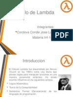Introducción Al Cálculo Lambda
