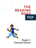 The Reading Road ( chapter 7 ) consonant clusters