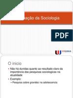 A formação da Sociologia.ppt
