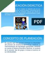 La Planeación Didáctica