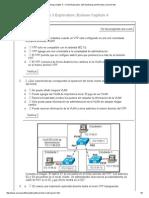 Examen Unidad 4 de Redes 2