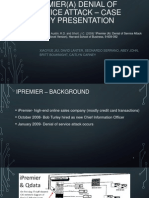 4@IPremier Case PowerPoint Final
