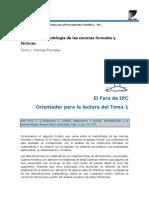 El Faro del  Módulo 2 Tema 1- Orientador para la lectura.pdf