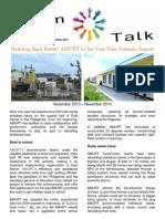 Team Talk - Dec 2014