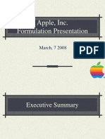 Apple Analysis Section