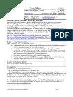 UT Dallas Syllabus for gisc6389.001 06f taught by Ronald Briggs (briggs)